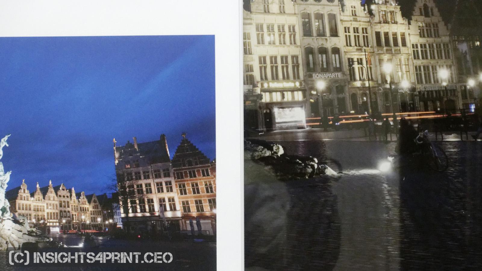 photobook vs acrylic fine art