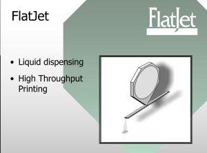 The principle of FlatJet